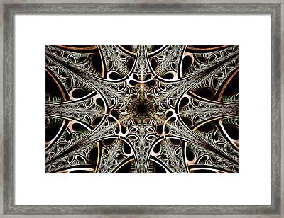 Psychotronic Revolution Framed Print by Anastasiya Malakhova