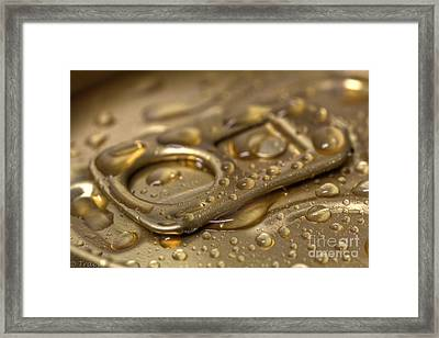 Pull It Back Framed Print by Tracy  Hall