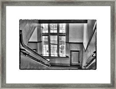 Pullman High School - A Blast From The Past Framed Print by David Patterson