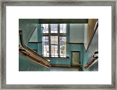 Pullman High School - Where Memories Were Made Framed Print by David Patterson