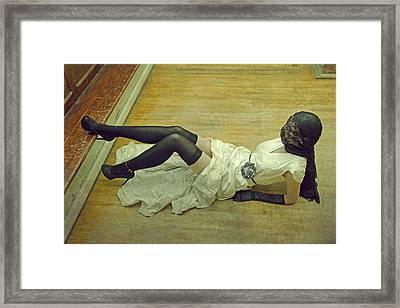 Flawless Framed Print by Pawel Piatek