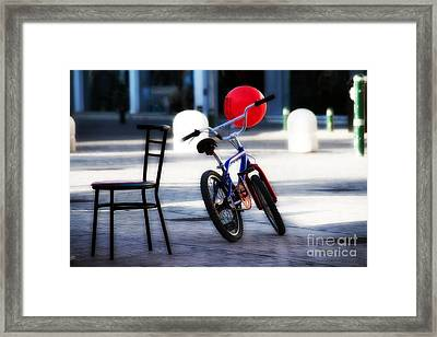 Pure Happiness Framed Print by Stelios Kleanthous