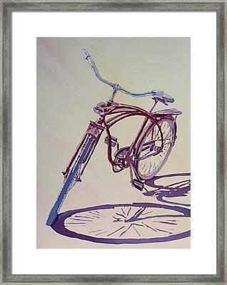 Pure Nostalgia  Framed Print by Jenny Armitage