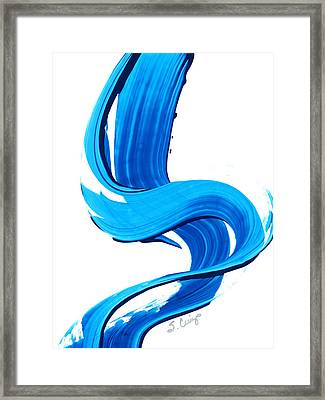 Pure Water 269 Framed Print by Sharon Cummings