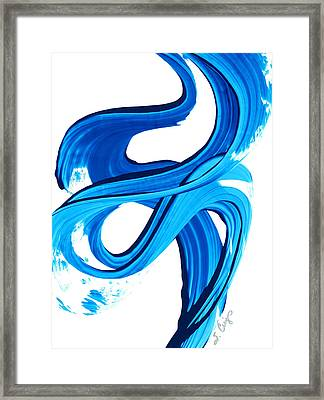 Pure Water 270 Framed Print by Sharon Cummings