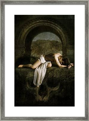 Purgatory Framed Print by Cambion Art
