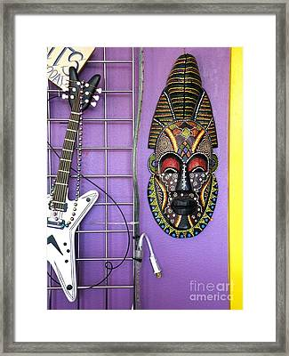 Purple Haze Framed Print by Joe Jake Pratt