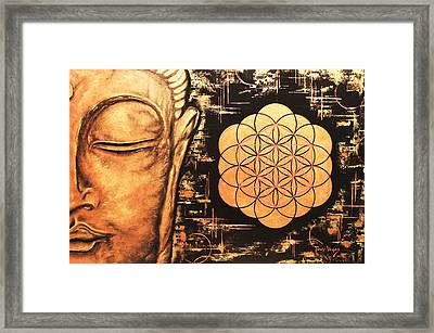 Pursuit Of Eternity  Framed Print by Tony Vegas