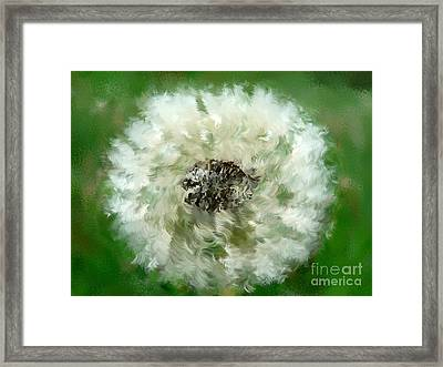 Pursuit Of Happiness Framed Print by Holley Jacobs