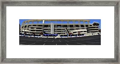 Qualcomm Stadium  Framed Print by See My  Photos