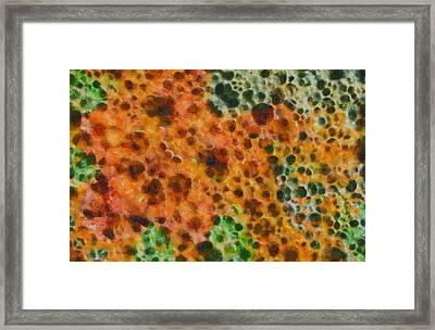 Quantum Life Framed Print by Dan Sproul