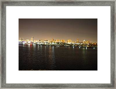 Queen Mary - 121230 Framed Print by DC Photographer