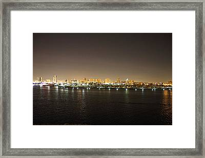 Queen Mary - 121237 Framed Print by DC Photographer