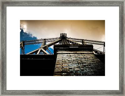 Queensboro Bridge Framed Print by Joshua Ayers