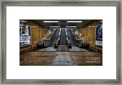 Quiet Day Framed Print by John Farnan