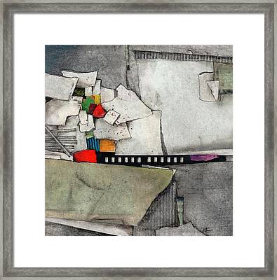 Quiet Your Mind Framed Print by Laura  Lein-Svencner