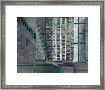 Quietude Framed Print by Denise Mazzocco