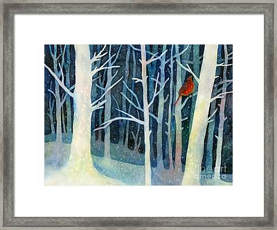 Quiet Moment Framed Print by Hailey E Herrera