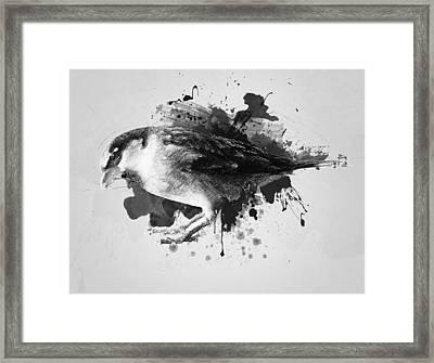 Qush Framed Print by Taylan Soyturk