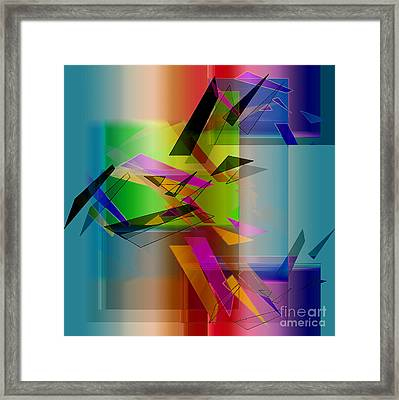 Radio Crazy Classical Framed Print by Rois Bheinn