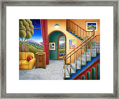 Radio Days 10 Framed Print by Andy Russell