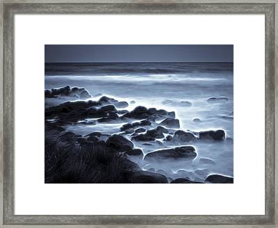 Raglan Beach Framed Print by motography aka Phil Clark