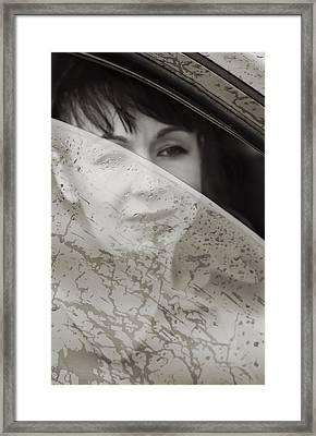 Rain Again Framed Print by Svetlana Sewell