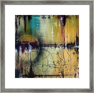 Rain Framed Print by Tom Fedro - Fidostudio