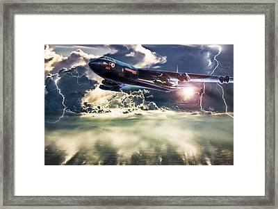 Rainmaker Framed Print by Peter Chilelli