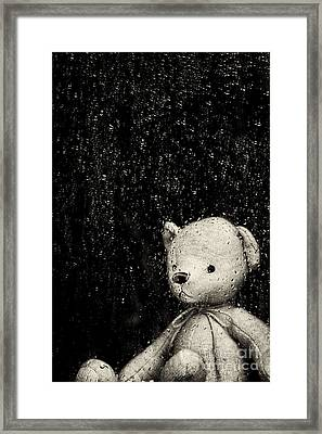 Rainy Days Framed Print by Tim Gainey