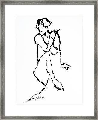 Rapture Framed Print by Carol Schindelheim