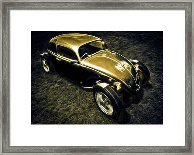 Rat Beetle Framed Print by motography aka Phil Clark