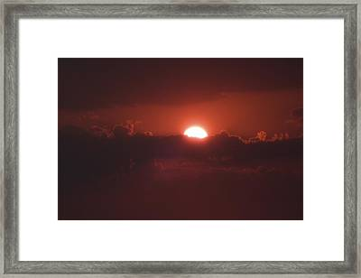 Reach For The Sky 3 Framed Print by Mike McGlothlen