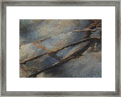 Reach Framed Print by Jack Zulli