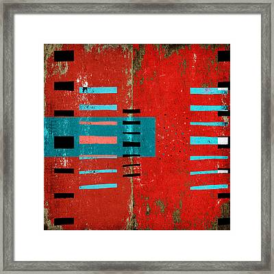 Reaching Out Framed Print by Carol Leigh