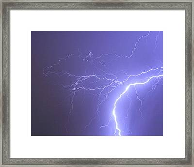 Reaching Out Touching Me Touching You Framed Print by James BO  Insogna