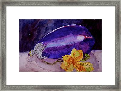 Ready Framed Print by Beverley Harper Tinsley