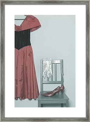 Ready To Go Out Framed Print by Joana Kruse
