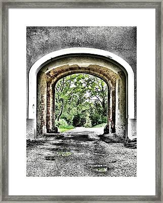 Realization Framed Print by Marianna Mills