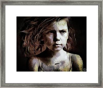 Rebel Framed Print by Gun Legler