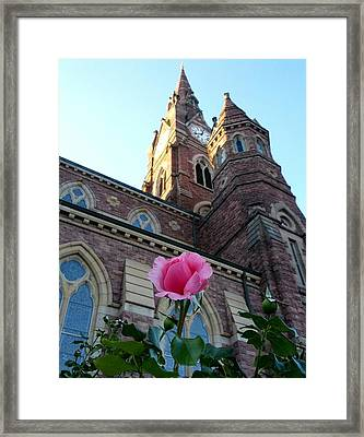Rebirth Framed Print by Billy Lane