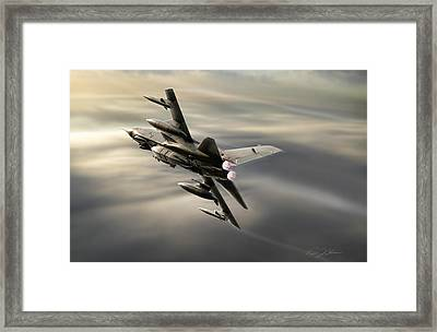 Recon 13 Framed Print by Peter Chilelli