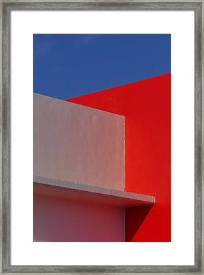 Red Ryder Framed Print by Skip Hunt