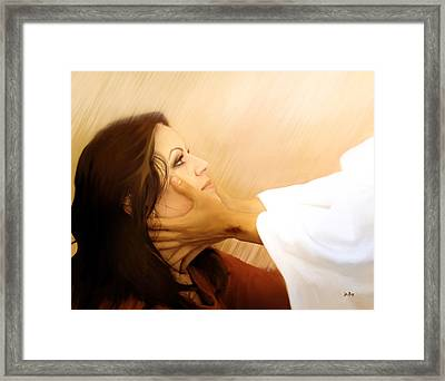 Redeemed Framed Print by Jennifer Page