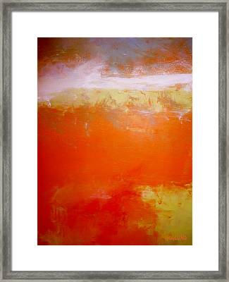 Redemption 8 Framed Print by Dan Hoglund