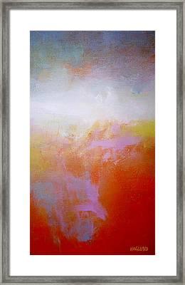 Redemption 9 Framed Print by Dan Hoglund