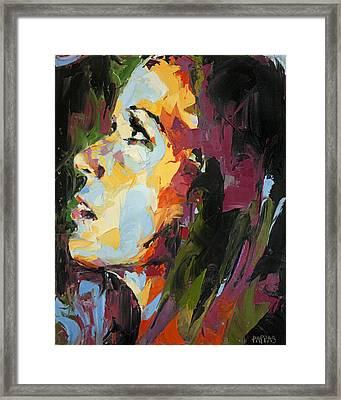 Redemption Framed Print by Julia Pappas