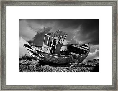 Redundant Framed Print by Mark Rogan