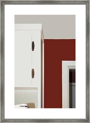 Redwall 2a Framed Print by Mark Van Norman