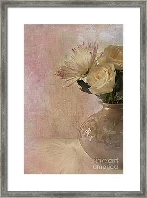 Reflection Framed Print by Betty LaRue